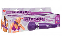 Перезаряжаемый массажер Tlc Rechargeable Magic Massager 2.0